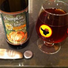Mom & Pop's Pumpkin Crop Lager (Jack's Abby Brewing) on Untappd