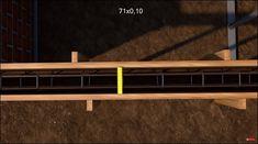 largura viga Brick Construction, Sweet Box, Concrete, Architecture, Diy, Building Designs, Tiny Home Designs, Simple Home Plans, Home Building Plans