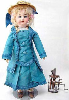 Edison talking doll (1890)