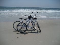 Florida - Biking on Amelia Island