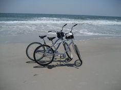 Florida - Biking on Amelia Island