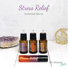 Essential oils are my ultimate stress hack. Here's the deal.Stress can make us exhausted 😩 and it creates unhealthy 🍬 cravings and… Doterra Frankincense, Doterra Essential Oils, Cedarwood Essential Oil, Essential Oil Carrier Oils, Essential Oil Uses, Roller Bottle Recipes, Essential Oil Diffuser Blends, Aromatherapy Oils, 5 Ways