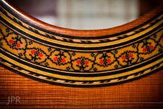 Origen e historia de la guitarra: Guitarras barrocas y españolas