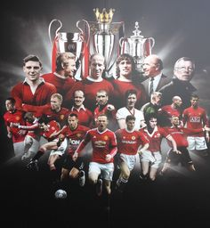 (23) Twitter Manchester United Old Trafford, Manchester United Wallpaper, Manchester United Legends, Manchester United Players, Man Utd Fc, Eric Cantona, Sir Alex Ferguson, Soccer Poster, Wayne Rooney