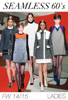 2014/2015 Fall/Winter Trends- MOD