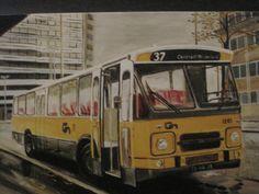 Bus 1261 Utrecht, Bus Coach, Coaches, Public, Van, Travel, Nostalgia, Trainers, Viajes