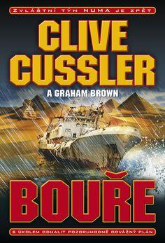 Graham Brown, Clive Cussler: BOUŘE - vázaná