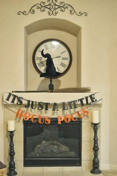 Being Bracco: It's Just A Little Hocus Pocus