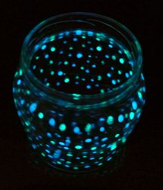 Fluorescent jar (full tutorial on our website)