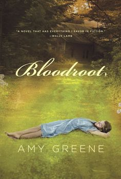April 2011 Adult Book Club- Bloodroot by Amy Greene (fiction) Book Club Books, The Book, Books To Read, Book Clubs, Reading Lists, Book Lists, The Neighbor, Beautiful Book Covers, The Villain