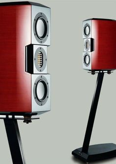 Evolution Acoustics MicroOne Speakers