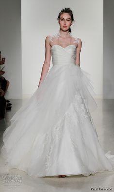 Kelly Faetanini Fall 2016 Wedding Dresses — New York Bridal Week Runway Show