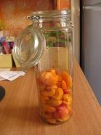 Recette de liqueur d'abricot