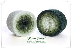 Fresh Green Merino