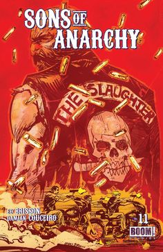 Sons of Anarchy #11 (Issue)