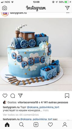 2 Year Old Birthday Cake, Royal Icing Cakes, 1st Birthday Photoshoot, Cakes For Men, Desserts, Man Cake, Baby, Inspiration, Cakes
