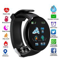 1.6 Smart Watch For Men & Women | Waterproof | Sport Tracker | WhatsApp Smartwatch Android, Apple Smartwatch, Android 4, Fitness Tracker Bracelet, Samsung, Wearable Device, Smart Bracelet, Bracelet Men, Bracelet Watch
