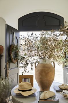 An Artist's Beachy, French-Inspired Home - Camille Styles