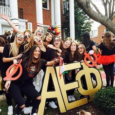 These University of Maryland sisters know how to have bid day phun!