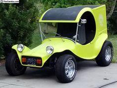 Rare Berry Mini T C-Cab Body Dune Buggy