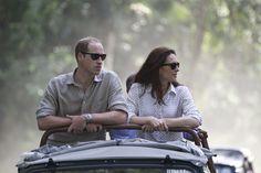 Prince William Photos - The Duke and Duchess of Cambridge Visit India and Bhutan - Day 4 - Zimbio
