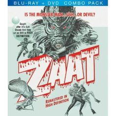 Zaat Blu-Ray + DVD Combo Pack (1971)