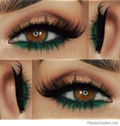 If you want to enhance your eyes and improve your attractiveness, having the very best eye make-up techniques can really help. You want to be sure you put on make-up that makes you look even more beautiful than you already are. Eye Makeup Tips, Smokey Eye Makeup, Makeup Inspo, Eyeshadow Makeup, Makeup Inspiration, Makeup Ideas, Makeup Tutorials, Makeup Products, Makeup Hacks