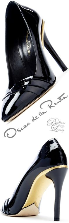 ♦Oscar de la Renta Shoes 2016