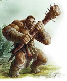 Hill Giant Guard.