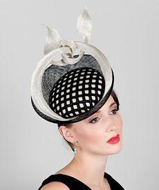 Fashion hat Saturn Return, designed by Louise Macdonald