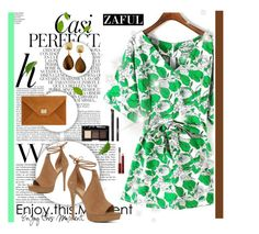 """""""ZAFUL III/15"""" by amra-softic ❤ liked on Polyvore featuring Whiteley, ALDO, Kenneth Jay Lane, NARS Cosmetics, Kevyn Aucoin and zaful"""
