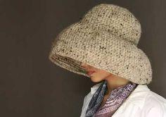 Sombrero croche