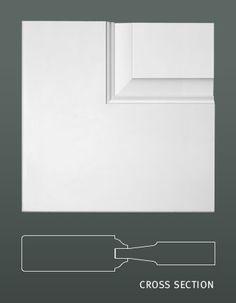 I want the TruStile Door - TS2020 2 panel door square stick flat panel door.  Not raised panel.