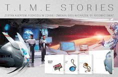 Wspieram.to: T.I.M.E Stories