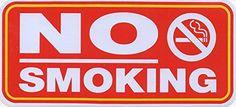 VERBOTEN - Rauchen - Aufkleber Sticker Folie 160 mm x 70 mm