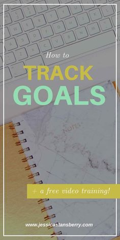 Wondering how to track goals so that theyre actually in a place where you can see them and hit them? Today Im talking about how to track goals in the best way to track goals.