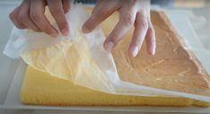 İsviçre Rulo Kek Tarifi, Rulo Kek Nasıl Yapılır? Raw Food Recipes, Cake Recipes, Cooking Recipes, Pasta Cake, Pizza Snacks, Food Cakes, Icing, Diy And Crafts, Cheesecake