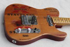 Guitar - Grove Guitars & Basses