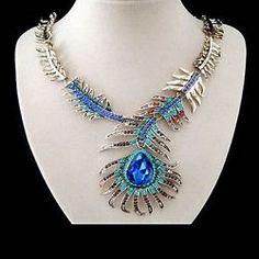 Jewelry & Watches Gelb Türkis Blau Abalone-muschel Muschel Gold Kristall Halsketten-ohrringe Modern Techniques Fashion Jewelry