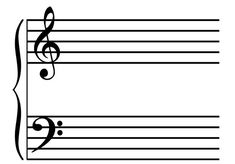 See 4 Best Images of Staff Note Printable. Printable Piano Blank Music Staff Paper Notes On Grand Staff Music Staff with Treble and Bass Clef Free Printable Staff Paper Blank Sheet Music Piano Lessons For Kids, Violin Lessons, Music Lessons, Sound Of Music, Good Music, Treble Clef Art, Basic Music Theory, Blank Sheet Music, Music Sheets
