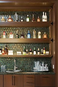 Masculine Bar Design Ideas, Pictures, Remodel, and Decor
