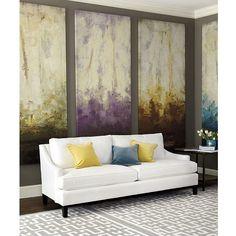 Manchester Sofa - Elegant Sofa - Hardwood Sofa - Dark Walnut Sofa