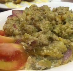 Enjoy this holiday eggplant dish!                   Poqui - Poqui