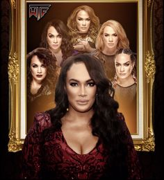 Wrestling Stars, Wrestling Divas, Women's Wrestling, Best Wrestlers, Wwe Female Wrestlers, Nikki And Brie Bella, Wwe Pictures, Nia Jax, Wwe Girls
