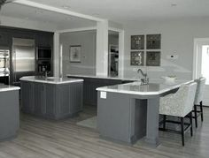 Kitchen Ideas Gray exotic wood flooring: guide to choice | grey hardwood floors, grey