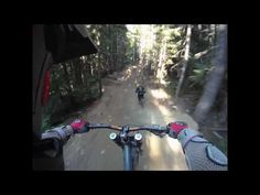 My of my absolute favorite mountain biking videos.  Everytime I see it, it makes me want to ride.    Craig Sanchez rips Whistler A-Line to give us a prime example of GoPro's legendary image stability and sound quality. The HD Helmet HERO from GoPro...simply the shiz.