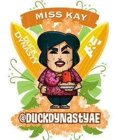 Ms. Kay