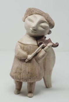 Angels - ART.MAXSCHIAVETTA.COM Statues, Garden Sculpture, Buddha, Angels, Outdoor Decor, Art, Art Background, Angel, Kunst
