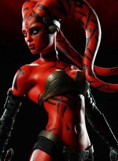 Darth Talon - female Lethan Twi'lek