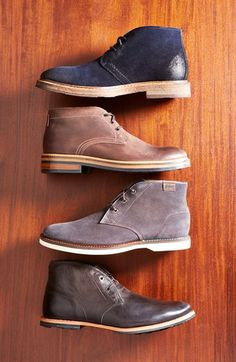 Wolverine 'Francisco' Chukka Boot (Men) available at #Nordstrom